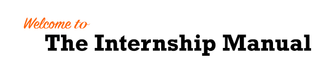 Internship Info for Minority Students